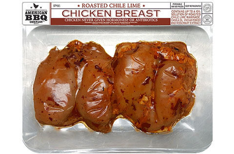 chicken breast breakfast